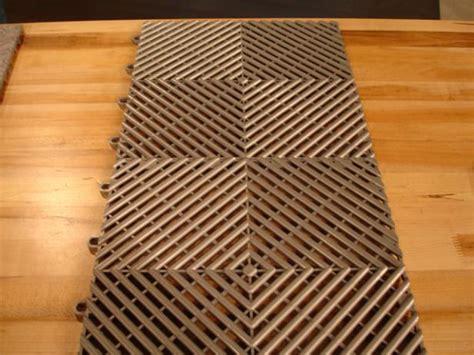 Workshop Flooring Options   DIY