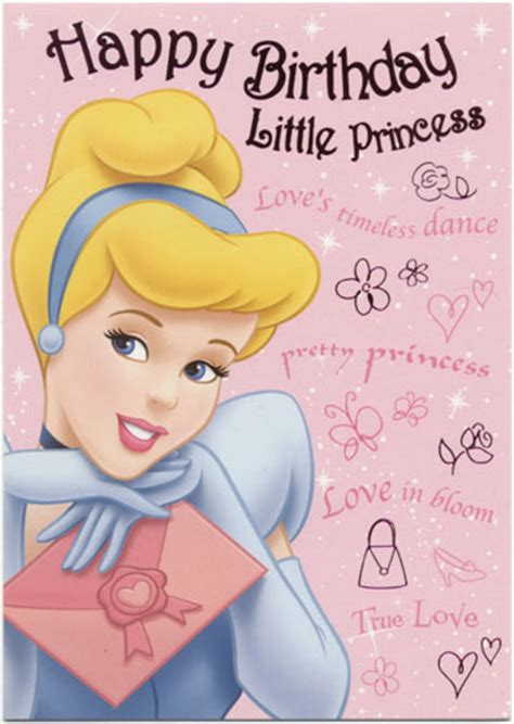 printable birthday cards disney birthday greeting cards disney princess birthday cards