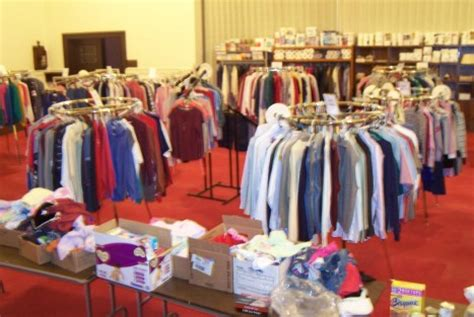 Church Clothes Closet by Clothing Ministry Offers Free Clothing At Winter Clearance
