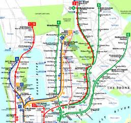 Map Of New York Bronx by Where To Find New York Road Maps City Street Maps