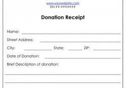 Charity Letter For Tax Purposes donation receipt for income tax purposes analysis template