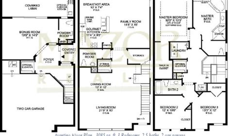 three story townhouse floor plans simple 3 story townhome plans placement home plans blueprints 44378
