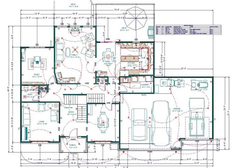 house plan best of how to read house plan measurements sample home plans
