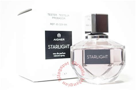 Parfum Original Aigner Starlight wangian perfume cosmetic original terbaik aigner