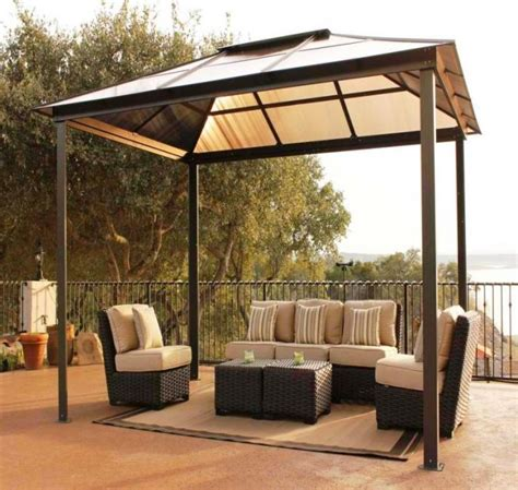 outdoor gazebo canopy 10 relaxing and comfortable outdoor canopy designs rilane
