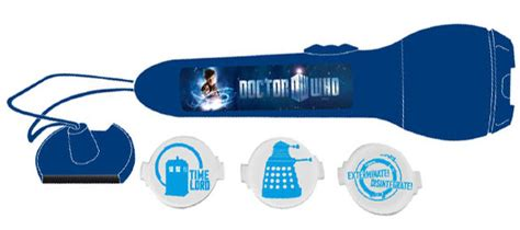 Usb Tardis Complete With Vworp by Wesco Retro Clock Usb Hub Torch Merchandise Guide