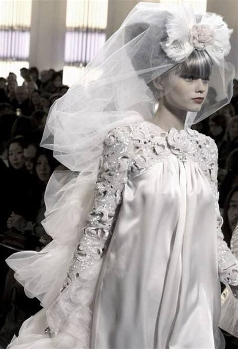Wedding Channel by Chanel Wedding Dress Haute Couture Wedding Gowns