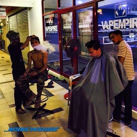 barber downtown cheras independent barber kedai gunting rambut terbaik di cheras