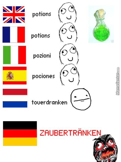 German Language Meme - german language by quntiruffi meme center