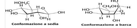 conformazione a sedia classificazione dei monosaccaridi