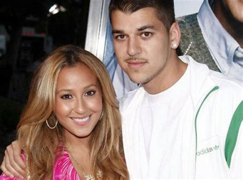 rob kardashian tattoo removed best 25 adrienne bailon rob ideas on