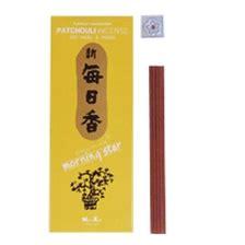 Morning Patchouli 50 Sticks morning incense patchouli 200 sticks nippon kodo