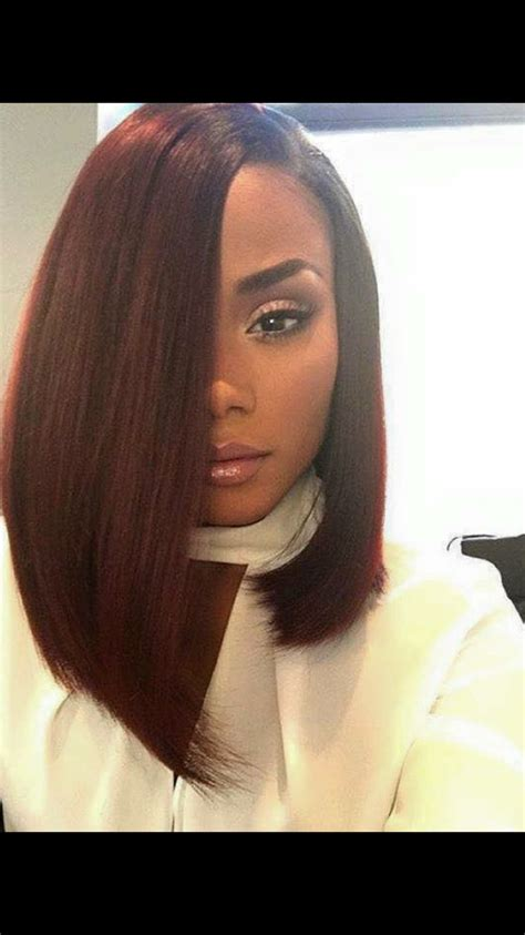 long bob haircuts for black women the best short 360 best bob empire images on pinterest