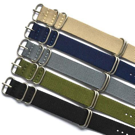 Nato Zulu 18mm 1 מוצר new arrival 5 ring watchband quality zulu nato 18mm 20mm 22mm 24mm g10