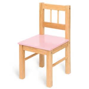 Wooden Chair Bigjigs Childs Wooden Chair Pink