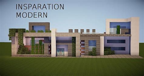 ULTRA MODERN HOUSE   INSPARATIONAL Minecraft Project