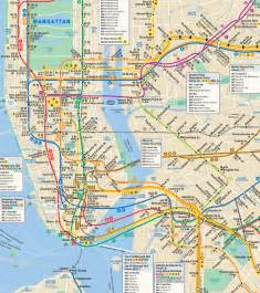 Subway Map Mta by Mta Subway Map For Iphone 171 Nedward Org