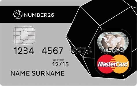 kreditkarte ohne jahresgebühr österreich number26 n26 girokonto vergleich dkb comdirect ing diba
