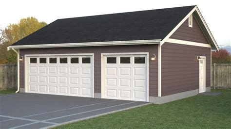 How Much Does A 3 Car Garage Cost To Build garage best of how much does it cost to build a garage