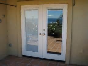 shades french doors