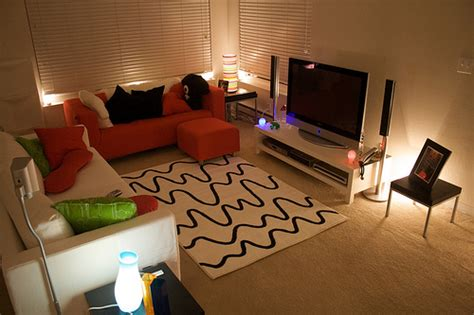 home simple decoration living room ほぼ完成 by naan flickr photo sharing