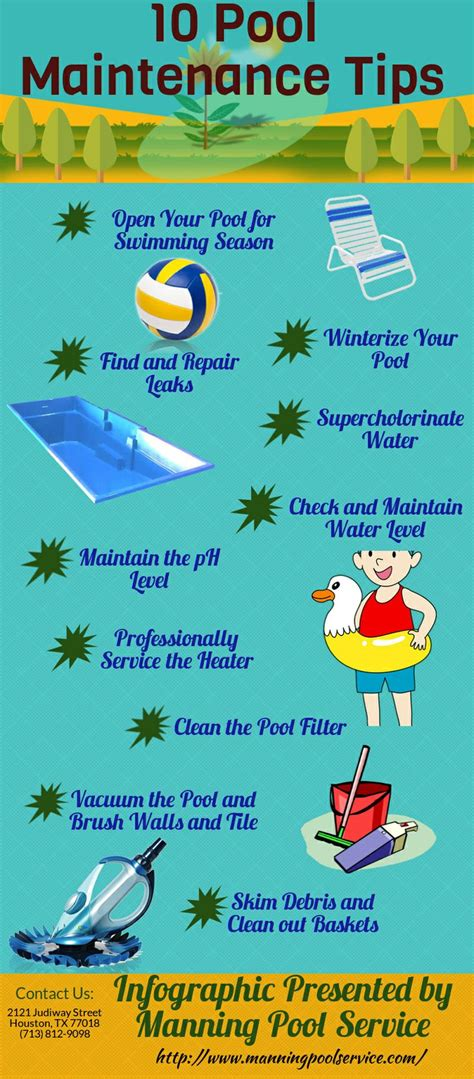 Pool Cleaning Tips | swimming pool cleaning tips pool fun pinterest