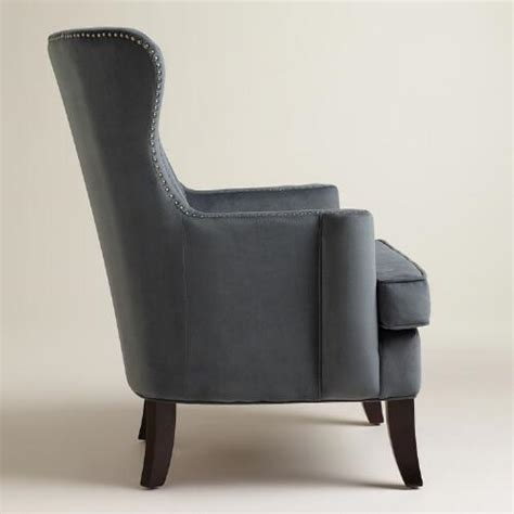 Magnet Chair by Magnet Elliot Wingback Chair World Market