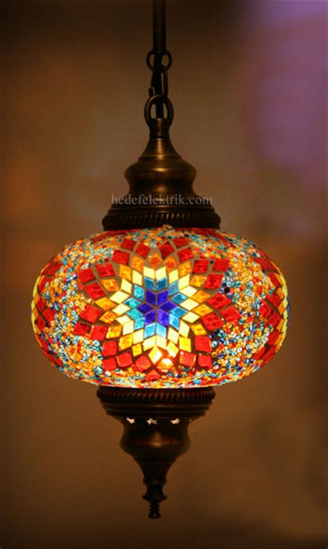 Turkish Pendant Light Turkish Style Mosaic Pendant L 17 Cm Mediterranean Pendant Lighting Other Metro By