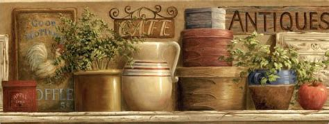 country kitchen wallpaper border primitive vintage and 1000 images about primitive wall borders on pinterest
