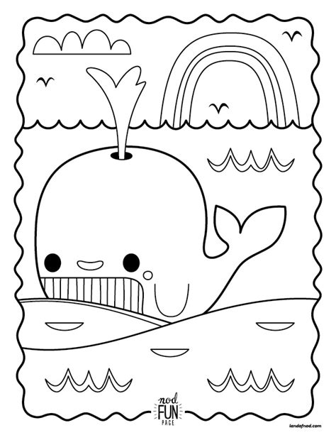 road trip coloring pages