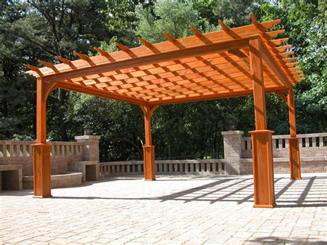 wood for pergola wooden pergolas pressure treated pine pergolas by