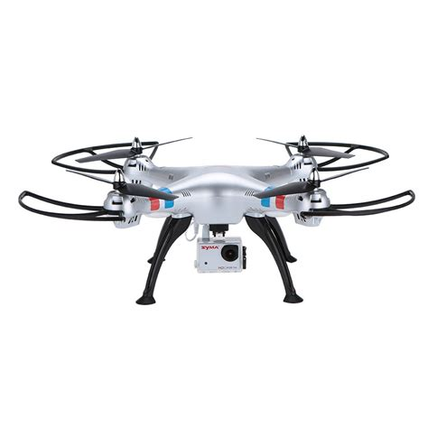 Drone X8g original syma x8g 2 4g 6 axis gyro 4ch drone with hd rc quadcopter with 2pcs 7 4v