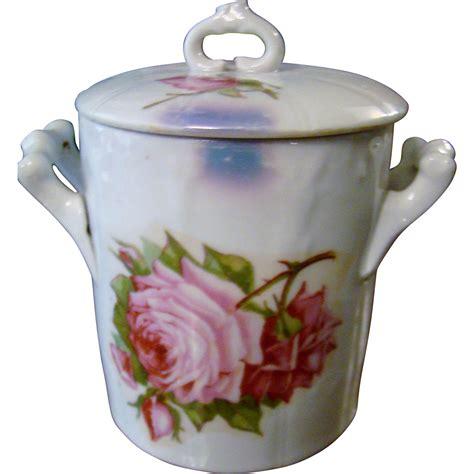 germany porzellan germany porcelain condensed milk holder from