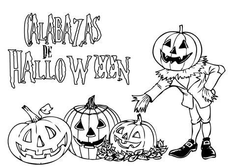 dibujos para colorear de halloween calabazas mascaras carnaval ninos dibujo t 237 pico de halloween