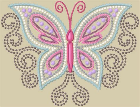 candlestick butterfly pattern candlewick embroidery free free embroidery designs cute