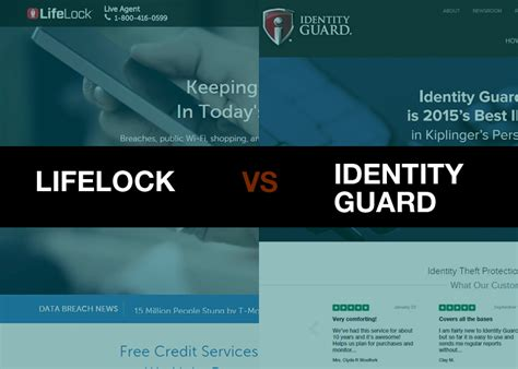 best identity theft protection identity guard vs lifelock idprotectionguide net