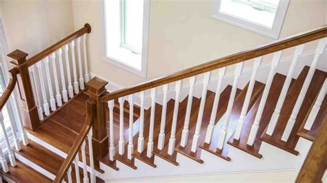Refinishing Stair Banister by How To Refinish Indoor Stair Railings Angie S List