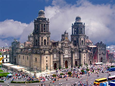 To Mexico City The Hopeful Traveler Visit These Cities Before They Sink