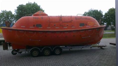 reddingssloep kopen grou watercraft reddingssloep 8 5x3 2m advertentie 176677