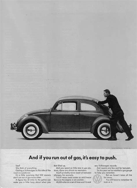 volkswagen think small vw think small the advertising caign to remember