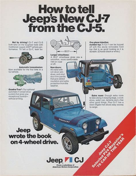 vintage jeep ad vintage jeep ads cj 7 jeepers creepers all about jeep