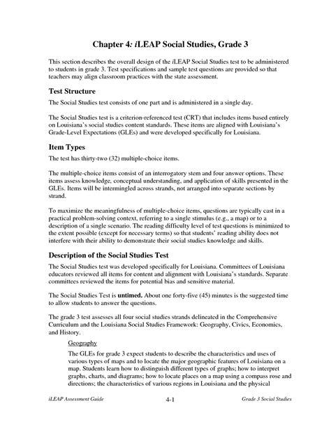 3rd grade worksheet category page 1 worksheeto