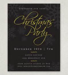 Christmas holiday party flyer template jpg