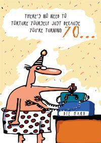 Printable 70th Birthday Cards Funny 70th Birthday Cards Gangcraft Net