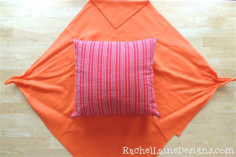 Diy Pillow Covers No Sew by And Easy No Sew Pillow Cover Designs