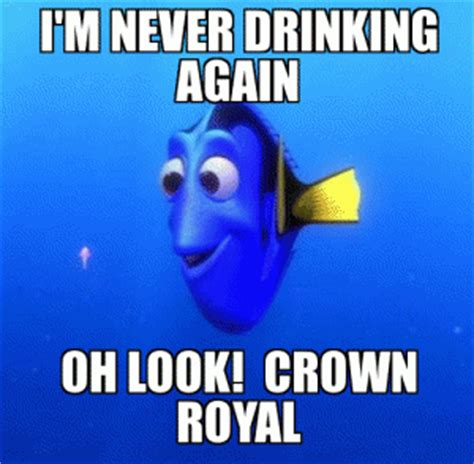 Crown Meme - free sle choice of personalized crown royal labels