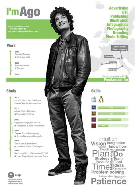 Create Infographic Resume Online by Get Noticed With An Infographic Resume Jobs Vacancies