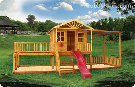 elevated cubby house plans kookaburra loft cubby houses and playground equipment autos post