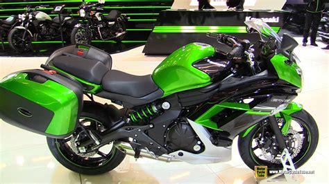 Kawasaki Er6f by 2016 Kawasaki Er 6f Abs Walkaround 2015 Salon De La