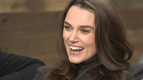 Keira Knightley Refuses To Smile by Keira Knightley Discusses Quot Colette Quot At Indiewire